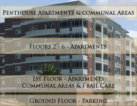 Apartment Floor Plan Development - Donkiz Real Estate
